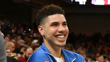LaMelo excited to join Hornets