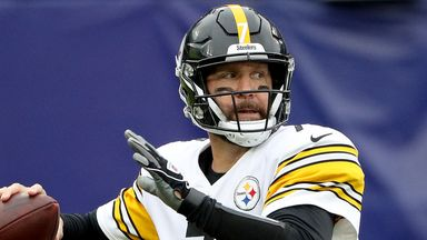 Big Ben ready for Ravens test
