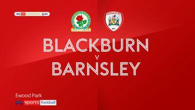 Blackburn 2-1 Barnsley