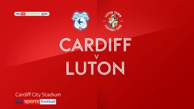 Cardiff 4-0 Luton
