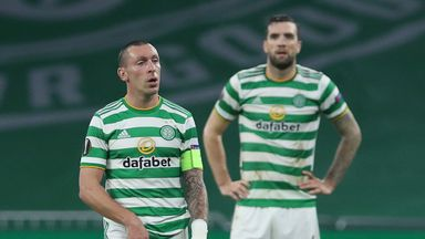 Brown: Celtic form down to the players