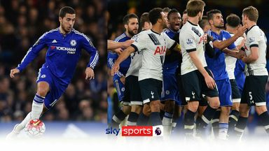 Battle of the Bridge: Chelsea 2-2 Tottenham (2016)