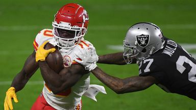 Chiefs 35-31 Raiders