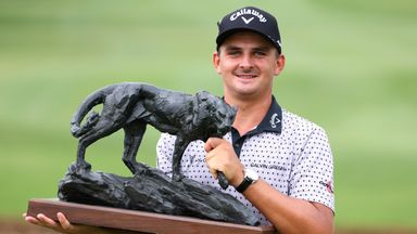 Bezuidenhout proud of Leopard Creek win