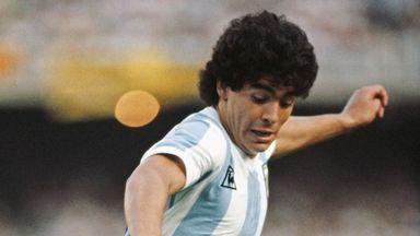 How Maradona nearly signed for Sheff Utd
