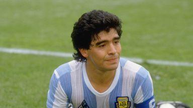 Pep: Maradona made football better