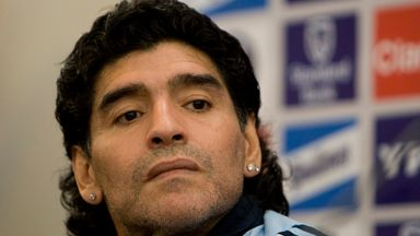 Klopp: Maradona one of the greatest