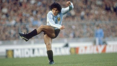 Bielsa: Maradona will continue to be an idol