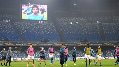 Serie A to play Maradona 'Live is Life' tribute
