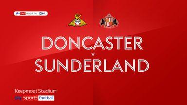 Doncaster 1-1 Sunderland