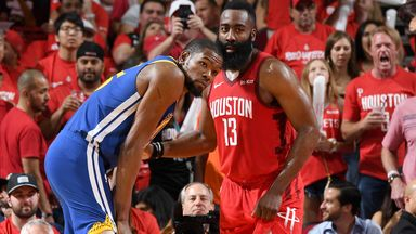'Harden to Nets creates 3-headed monster'