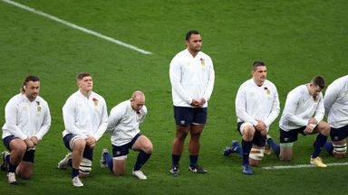 Vunipola: No division in England camp