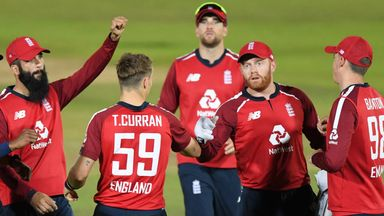 England brimming with T20 options