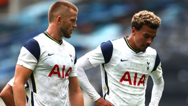 Dier: Dele will prevail from tough period