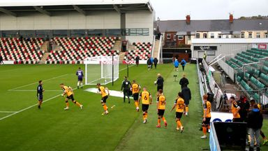 Newport: Government should bailout clubs