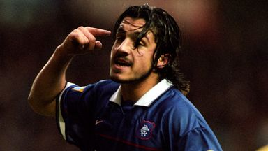 Gattuso: Sean Connery told me not to leave Rangers