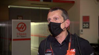 Haas boss: Grosjean shaken but ok