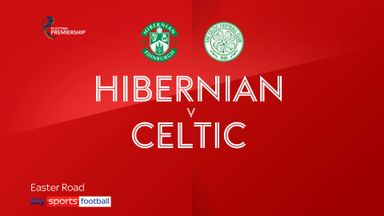 Hibernian 0-0 Celtic