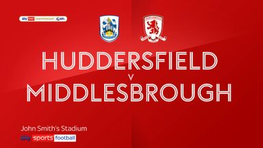 Huddersfield 3-2 Middlesbrough
