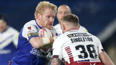 Grand Final: Wigan 4-8 St Helens