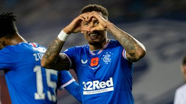 'Rangers now a totally different team'