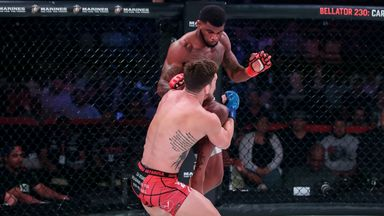 Best KOs from Bellator 253 fighters