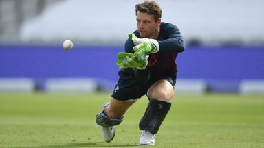 Buttler 'delighted' SA tour is going ahead