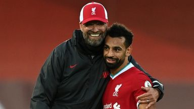 Klopp: All fine between Mo and me