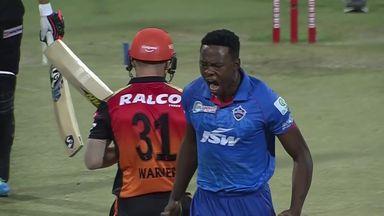 IPL: Delhi vs Sunrisers highlights
