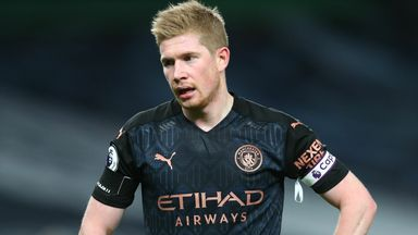 De Bruyne: Honestly, I don't know the rules