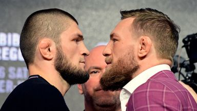 Does McGregor return open door to Khabib rematch?