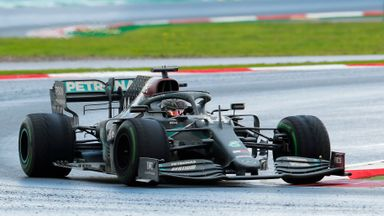 'Hamilton title clincher epitomised who he is'
