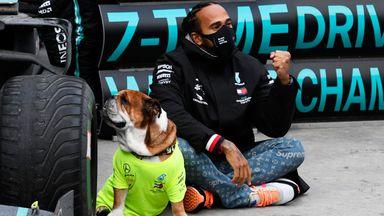 Rosberg: Hamilton an all-time great