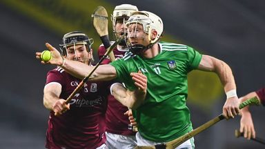 Limerick 0-27 Galway 0-24
