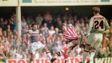 PL Vault: Southampton 3-1 Man Utd (1996)