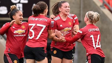 'Man Utd Women have different mentality'