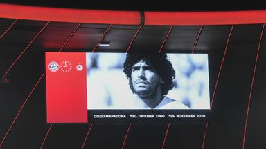 Flick: Maradona was a genius