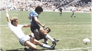 Maradona's greatest goal