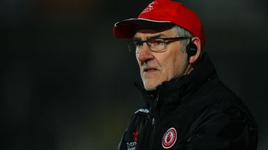 Tyrone part ways with Harte