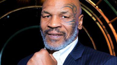 De La Hoya: Comeback inspired by Tyson