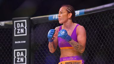 'Bellator has best women's featherweights in MMA'