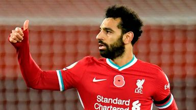 Klopp: Salah tested negative for coronavirus