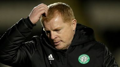 Lennon: Celtic soul-searching over poor form