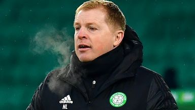 Lennon 'hurt' by Celtic fans' protest