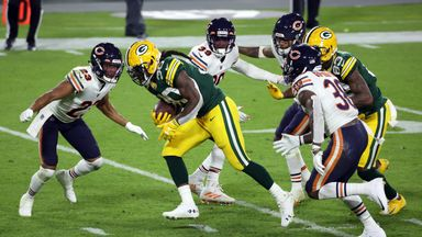 Bears 25-41 Packers