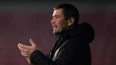 Clough keen to see U21 players on bench