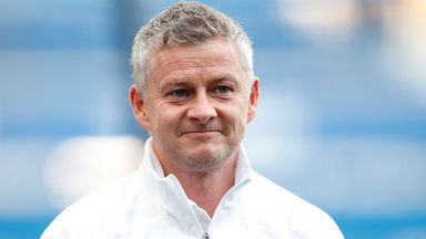 Solskjaer 'very pleased' with progress on fans