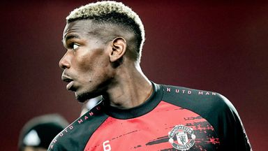 Deschamps: Pogba can't be happy at Utd
