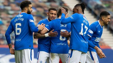 Foster: No one can stop Rangers at the moment