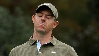 McGinley: First rounds are costing Rory